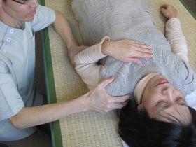 手の痛み・しびれの治療:操体法.JPG
