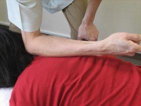 生理痛・生理不順の治療:ほぐし.JPG