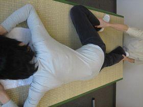 生理痛・生理不順の治療:操体法.JPG