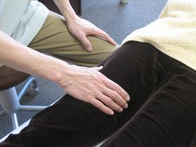 膝関節痛の治療:経絡療法.JPG