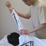 スポーツ障害の施術:カイロプラクティック.JPG