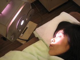 自律神経・ホルモンの治療:光線療法.JPG